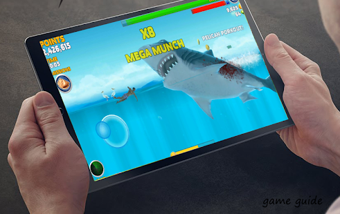 Guide For Hungry Shark Evolution New - náhled
