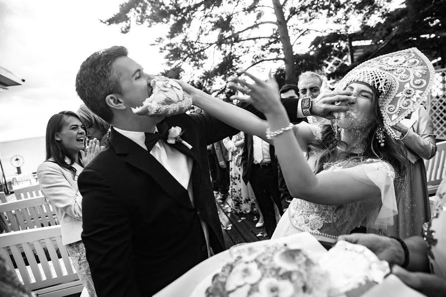 Wedding photographer Yuriy Gusev (yurigusev). Photo of 22.09.2019
