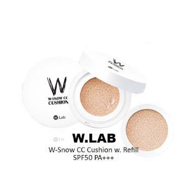 W.lab雪花清涼氣墊