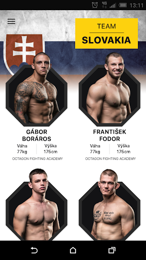 Oktagon MMA  screenshots 5