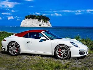 911 991H2 carrera S cabrioletのカスタム事例画像 Paneraorさんの2020年09月09日00:36の投稿