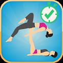 Yoga Challenge App icon