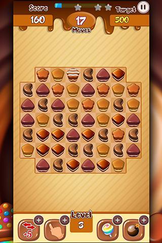 Choco Match Crush Mania screenshot 5
