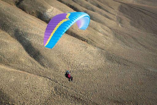 Ozone Wisp Tandem or Solo Glider