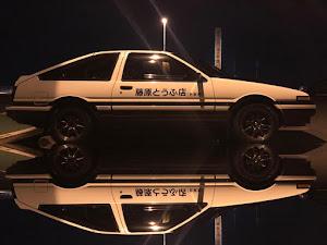 スプリンタートレノ AE86 AE86 GT-APEX 58年式のカスタム事例画像 lemoned_ae86さんの2019年06月02日07:58の投稿