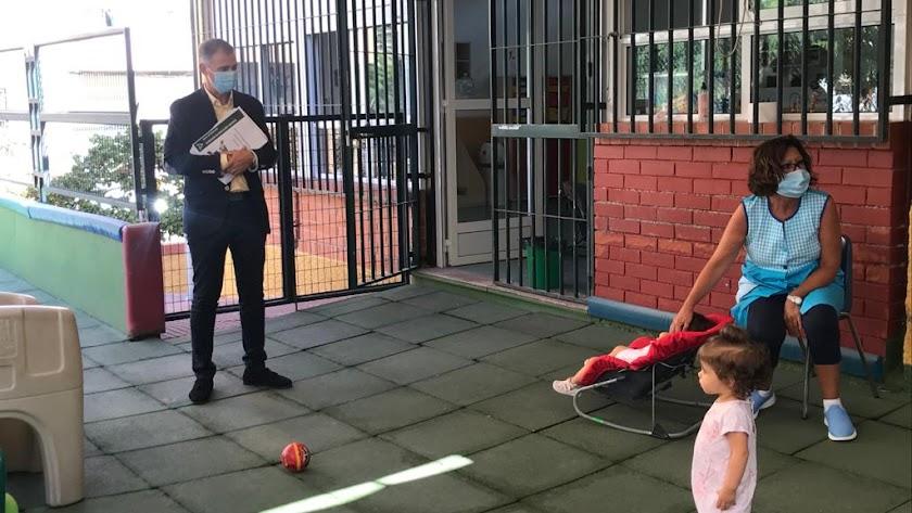 Las escuelas infantiles abrieron sus puertas el pasado 1 de septiembre.
