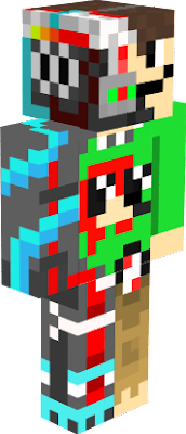 It took me a long time to make this. My username is StanDeGreat btw :). I play on mc.hypixel.net if you want to tell me you downloaded the skin I created. :))))))))))