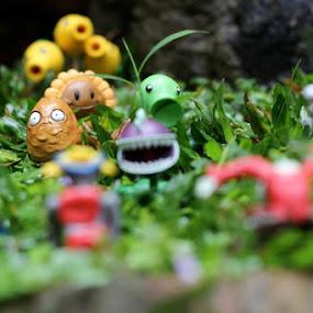 zombies by Tombak Matahari - Artistic Objects Toys