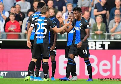 """Les supporters du Club de Bruges sont satisfaits et confiants : """"C'est l'année ou jamais"""""""