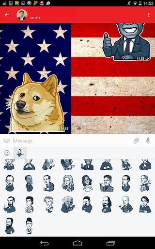 American Messenger Plus 1.9 screenshots 4
