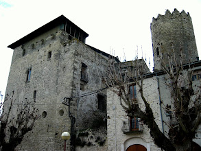 Photo: Castell i Torre Sta.coloma Queralt