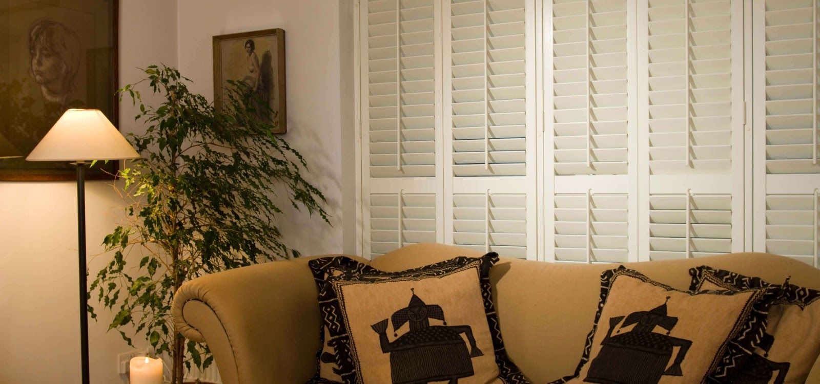 Internal Shutters In London