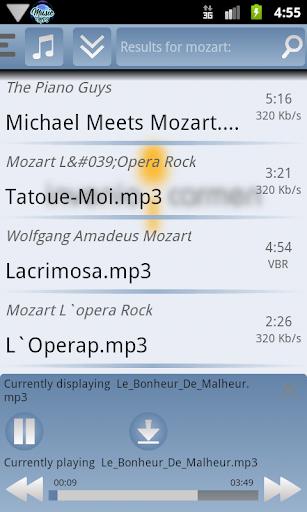 MP3 音楽