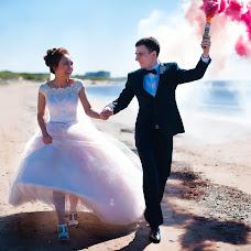 Wedding photographer Yana Rachkovskaya (skallya). Photo of 27.07.2017