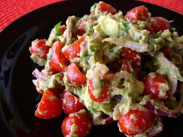 Avocado-tomato Salad Recipe