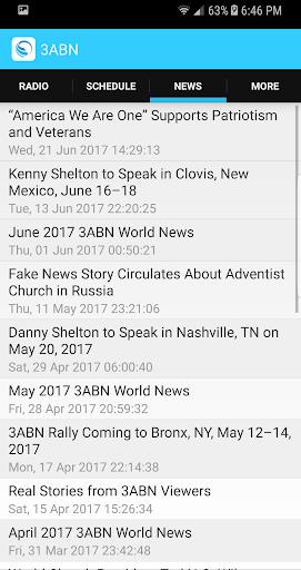 3ABN: Three Angels Broadcasting Network screenshot 6