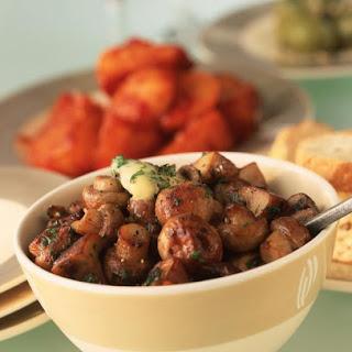 Garlic and Herb Mushrooms Recipe
