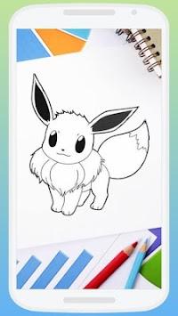 Android Cihazlar Için Pokemon Boyama Kitabı Apk Son Sürümü