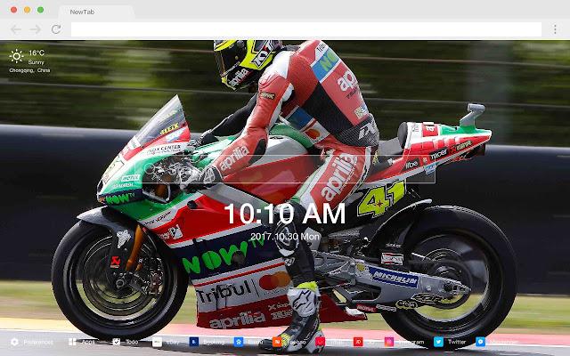 MotoGP 2019 HD Wallpapers Pop New Tabs Theme