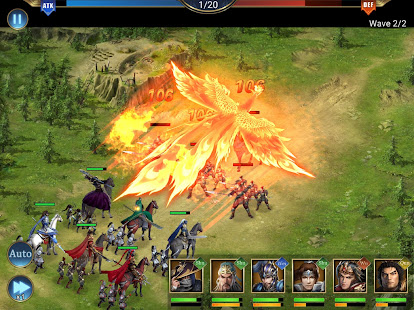 Three Kingdoms: Raja Chaos for PC-Windows 7,8,10 and Mac apk screenshot 12