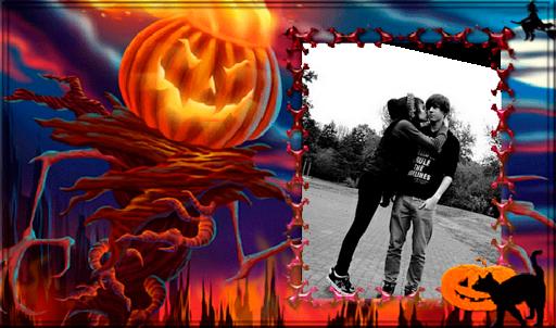 Halloween Frames Photo
