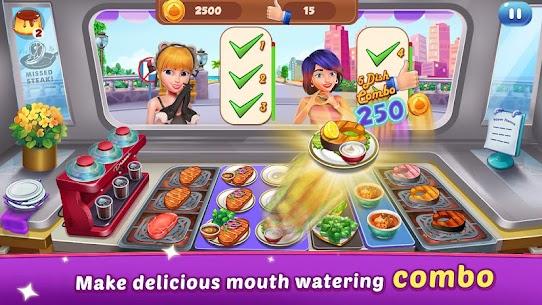 Food Truck : Restaurant Kitchen Chef Cooking Game 2