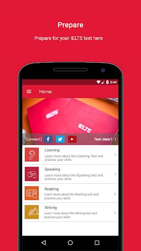 IELTS Prep App - takeielts.org 6.1.0 screenshots 2