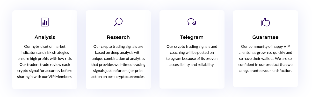 mycryptoparadise features