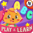 Super School: Educational Kids Games & Rhymes