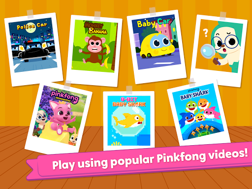 Pinkfong Spot the difference : Finding Baby Shark 2.5 screenshots 12