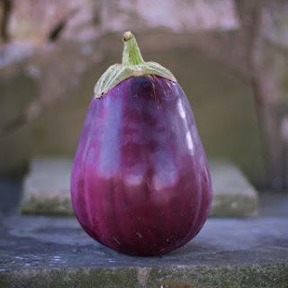 Hickory Smoked Eggplant + Fresh Tomato Sauce