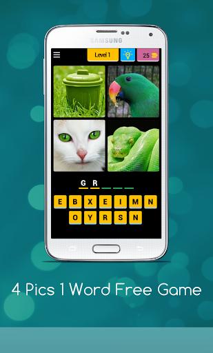 4 Pics 1 Word Free Game