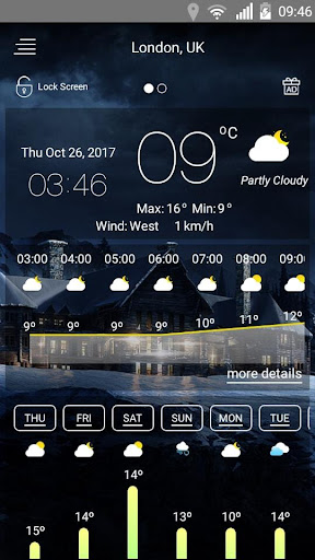 Weather forecast screenshot 11