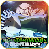 Legendary Sayajin Rise Of Kakaroto
