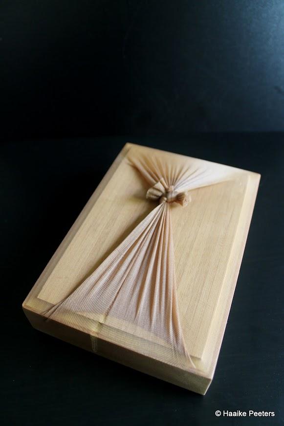 Juwelendoosje voor oorbellen DIY (Le petit requin)
