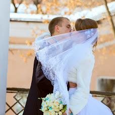 Wedding photographer Andrey Bobrov (AVbeaver). Photo of 08.04.2016