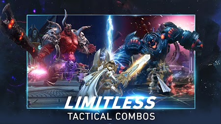 Aion: Legions of War APK screenshot thumbnail 4