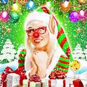 Merry Christmas Elf Yourself icon