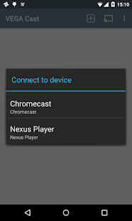 VEGA Cast (for Chromecast)- screenshot thumbnail