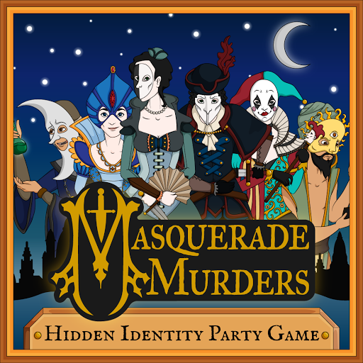 Masquerade Murders