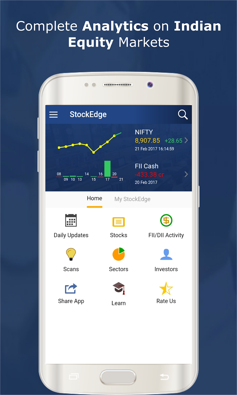 Stock Edge APK Cracked Free Download | Cracked Android Apps