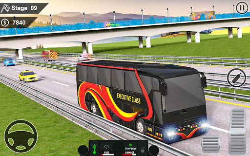 Coach Bus Driving Simulator 2020: City Bus Free 0.1 screenshots 10