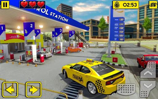 City Taxi Driving Sim 2020: Free Cab Driver Games modavailable screenshots 6