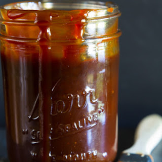 Homemade Barbecue Sauce.