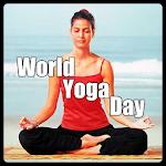 World Yoga Day Icon