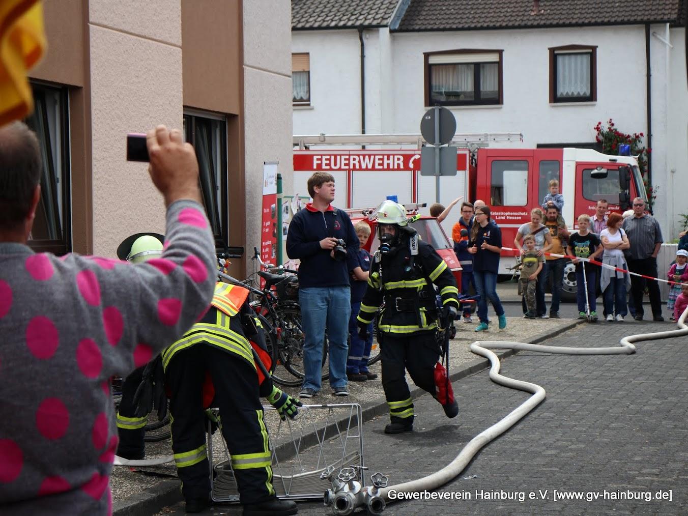 Feuerwehr Leistungsshow