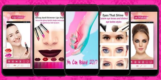 You Cam Makeup - náhled