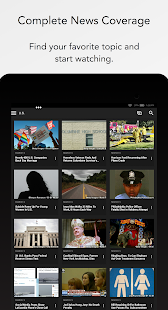 Newsy: Video News- screenshot thumbnail
