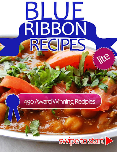 Blue Ribbon Recipes Lite
