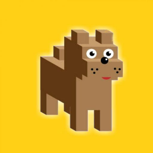 Crossing Roads Game Doge Bunny